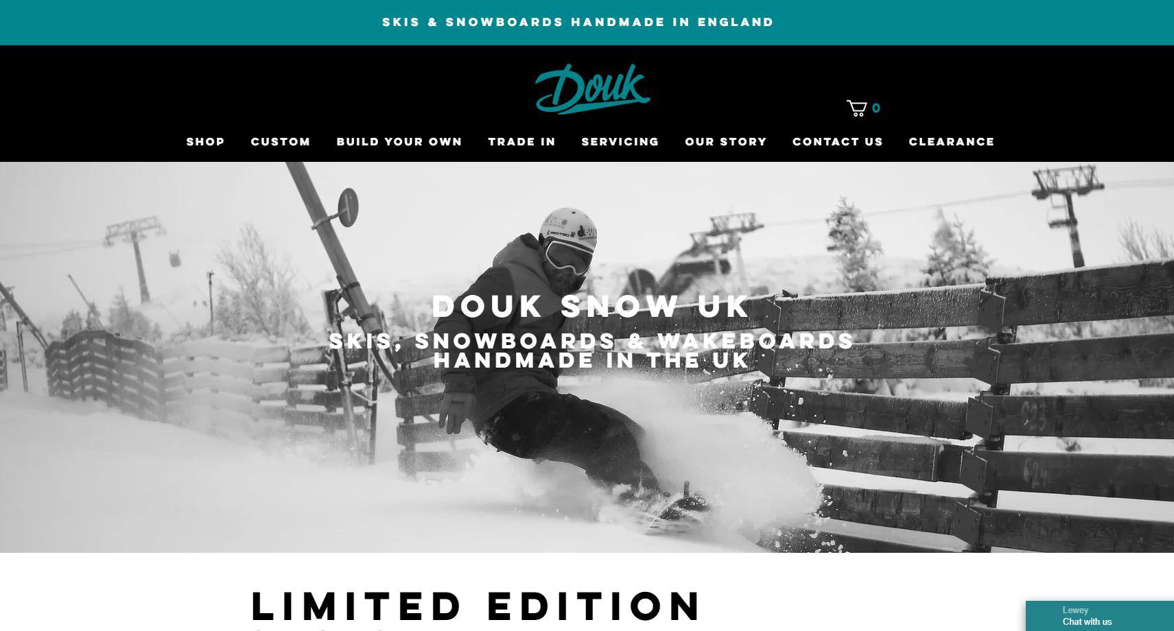 douk snow